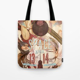 space (2013) Tote Bag