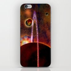 TWO MOONS - 336 iPhone & iPod Skin