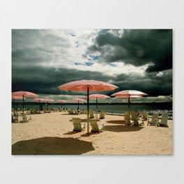 Sugar Beach Canvas Print