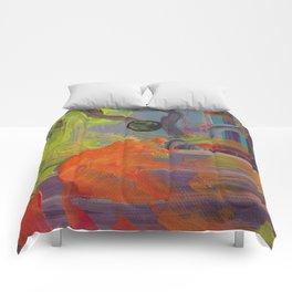 Fluoro's Bloom Comforters