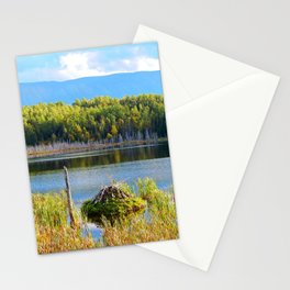 Mount Albert, Lac Neuf and the Beaver Lodge Stationery Cards