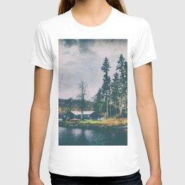 Loch Ness,Scotland T-shirt