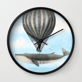 Believe In All Of Your Dreams Wall Clock