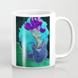 Deceitful Beauty Coffee Mug