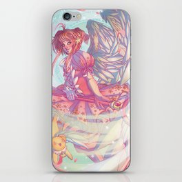 Release! iPhone Skin