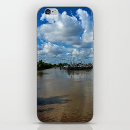 Along the Misissippi iPhone Skin