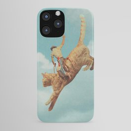 Meehaw - Rodeo Cat iPhone Case