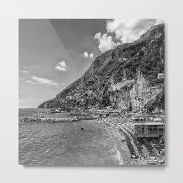 Mediterranean Escape Metal Print