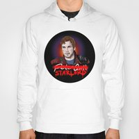 starlord Hoodies featuring Peter Quill - StarLord by xKxDx