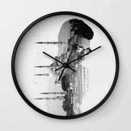 Istanbul Rising Wall Clock