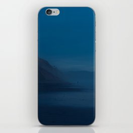 Black's Beach at Dusk iPhone Skin