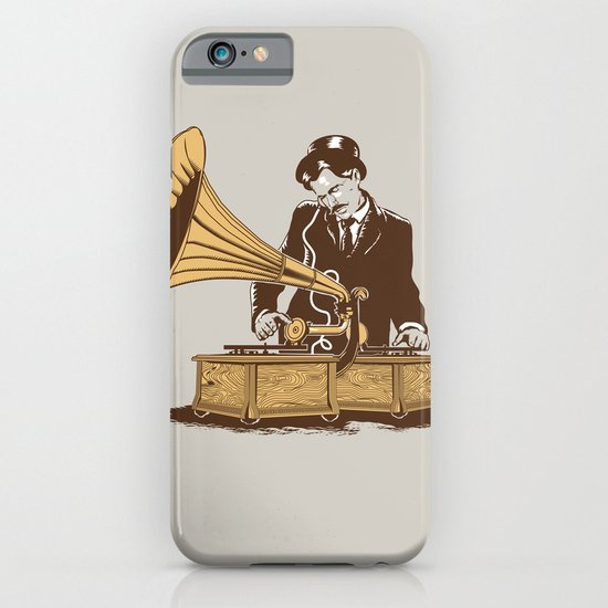 The Future In The Past iPhone & iPod Case