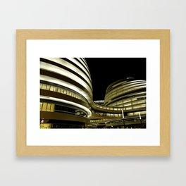 Galactica BJ Framed Art Print