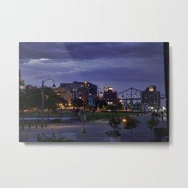 Old Port of Montreal - Eastside Metal Print