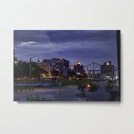 Old Port of Montreal - Eastside Metal Print