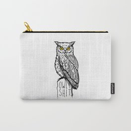 Owly Shit Carry-All Pouch