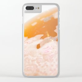 Orbiting Clear iPhone Case