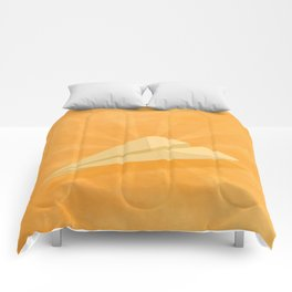 Paper Airplane 116 Comforters