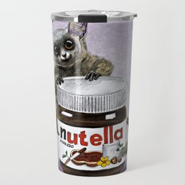 Sweet aim // galago and nutella Travel Mug
