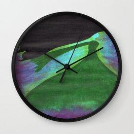 Buenas Noches Wall Clock