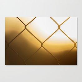 Stop! Canvas Print