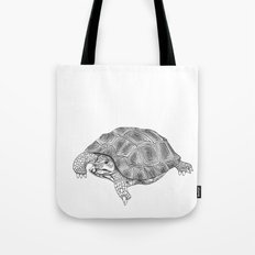 Little tortoise Tote Bag