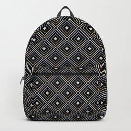 Geometric pattern.4 Backpack
