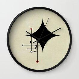 PJK/72 Wall Clock