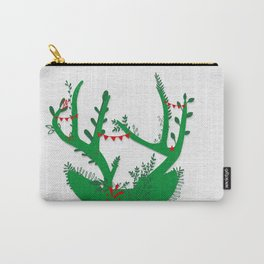 Green Stag Carry-All Pouch