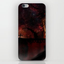 Not The God We Expected iPhone Skin