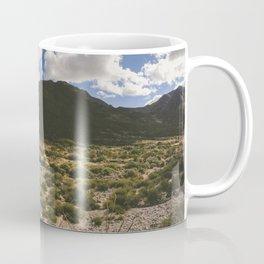 A Hike Through The Franklin Mountains Coffee Mug
