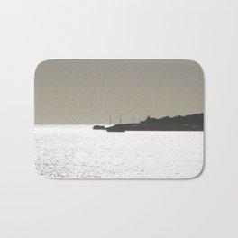 Silver harbor Bath Mat