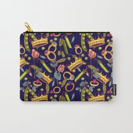 Princess and the Pea. Carry-All Pouch