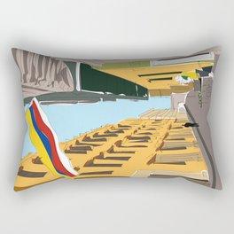 Cartagena de Indias, Colombia Rectangular Pillow