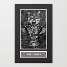 Shadow Season: The Others Canvas Print
