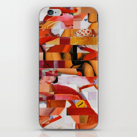 Spooning de Kooning (Provenance Series) iPhone & iPod Skin