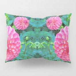 Dahlia Scope Pillow Sham