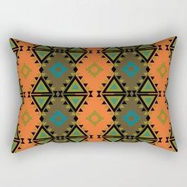 Indian Designs 76 Rectangular Pillow
