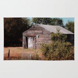 Rustic Cabin Rug
