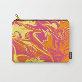 Rainbow Sherbet Carry-All Pouch