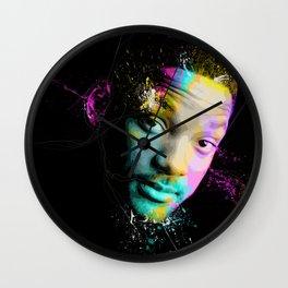 Will Smith Wall Clock