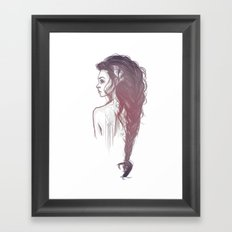 Lover Come Back To Me Framed Art Print