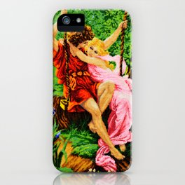 First love iPhone Case