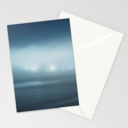 Obscured Pier Stationery Cards