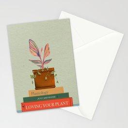 Plant Decor no.1 Stationery Cards