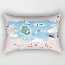 Aloha Home series III.-  Rectangular Pillow