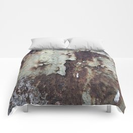 Rusty World. Fashion Textures Comforters