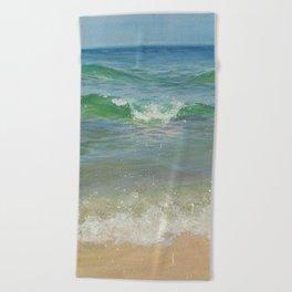 Seascape Beach Towel