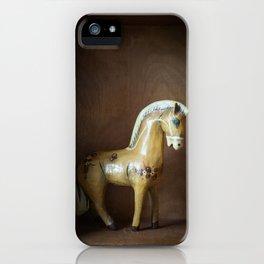 Paper Horse iPhone Case