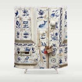 Madeira Doors 1 Shower Curtain